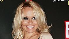 Pamela Anderson's requests to Barack Obama: legalize marijuana