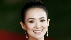 Is Zhang Ziyi secretly a hooker charging $1 million   per night?