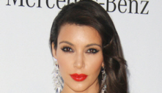 Is Kim Kardashian racist against Indians, or is she just a picky eater?