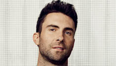 "Adam Levine is a douche in Details: ""You know what yoga is good for? Fuuuu-k-ing."""