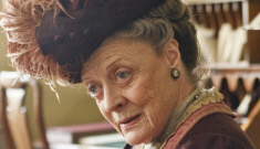 Maggie Smith got an American producer of 'Downton Abbey' fired, just because