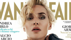 """Kate Winslet covers Vanity Fair Italia: """"I am sincerely grateful for my buttocks"""""""
