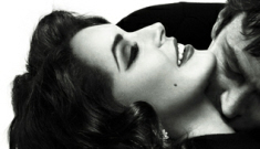 Lindsay Lohan channels a cracked-out version of Liz Taylor: horrible & offensive?
