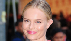 Kate Bosworth in printed Altuzarra at the CFDAs: budget or lovely?