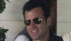"""Did Justin Theroux use the line """"I'm not good enough for you"""" on Jennifer Aniston?"""