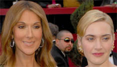 Celine Dion responds to Kate Winslet's diss of 'My Heart will Go On'