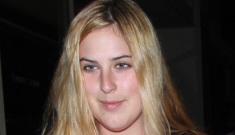 Scout Willis, 20, arrested for underage drinking & using a fake ID