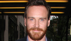 Michael Fassbender appears on 'Late Night w/ Jimmy Fallon': sexy & funny?