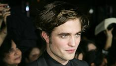 Robert Pattison of Twilight is a cad