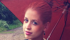 Peaches Geldof tweets photos of herself cudding with Astala: really cute, right?