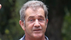 Mel Gibson & Madeleine Stowe did a public photo-op together: WTF?