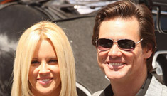 Jenny McCarthy denies $50 mill Jim Carrey payout: 'I'm living in a van by the river'