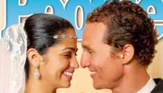 Matthew McConaughey & Camila's wedding covers People Mag: sweet or awful?