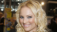 Meghan McCain comes out publicly in support of legalizing marijuana