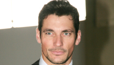 David Gandy complains about pay inequality for models in the fashion industry