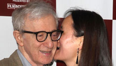 """Ronan Farrow tweets Woody Allen happy Father's Day: """"happy brother-in-law's day"""""""