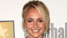 Hayden Panettiere in aqua blue at the Critics Choice TV Awards: cute or total mess?
