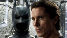"""The latest trailer for 'The Dark Knight Rises', now with less Catwoman"" links"