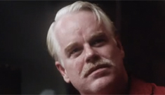 Philip Seymour Hoffman channels L. Ron Hubbard in 'The Master' trailer