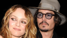 People Mag: Johnny Depp & Vanessa Paradis have officially separated