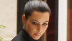 Kim Kardashian responds to nonsensical criticism that she wore visible Spanx