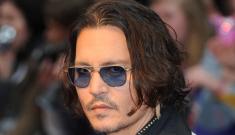 "Radar: Johnny Depp was ""bored senseless"" with Vanessa Paradis"