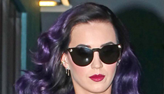 Katy Perry is already shacking up with Robert Ackroyd after 3 months of dating
