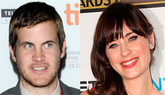 """Zooey Deschanel's new screenwriter bf: """"He's funny, a little geeky… he's into her!"""""""