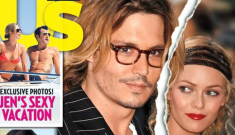 Johnny Depp's team wants you to know that it was all Vanessa Paradis's fault