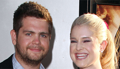 Kelly Osbourne admits to getting drunk over distress at Jack's MS diagnosis