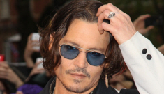 """In Touch: Johnny Depp & Amber Heard """"are not exclusive, are not serious"""""""