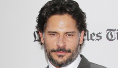 Is Joe Manganiello being bitchy about not getting cast in the Superman reboot?