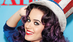 """Katy Perry on her support for gay marriage: """"Thank God we've evolved"""""""