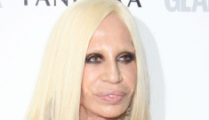 "Donatella Versace: ""Feminism is dead in the world, it comes from another time"""