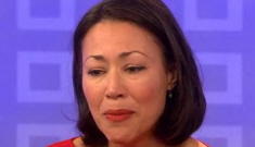 "Ann Curry ""wouldn't even look at Matt Lauer"" on her last day on 'Today'"