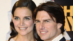 People: Katie Holmes & Tom Cruise are divorcing after 5 years of marriage (updates)