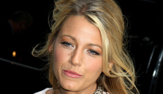 """Blake Lively eats cupcakes, doesn't work out and needs to STFU"" links"
