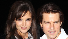 Did Katie Holmes divorce Tom Cruise to take Suri away from Scientology? (update)