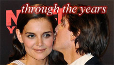 Tom Cruise and Katie Holmes relationship retrospective, a photo assumption