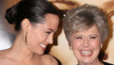 Brad Pitt's mom Jane is pro-Mitt Romney, anti-choice & anti-gay marriage
