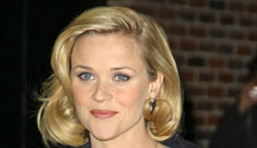 Reese Witherspoon sent her assistant to tour Paris sewer with her son