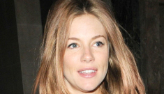 Sienna Miller allegedly had a baby girl, named her Marlow Sturridge