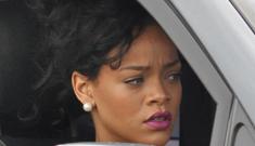 Rihanna tweets booze photo after her grandma's death: cut her a break?