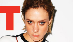 """Chloe Sevigny: """"People expect me to say I regret Brown Bunny, but I won't"""""""