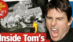 """Tom Cruise threatens to sue The Enquirer over their """"Tom is a monster"""" cover"""