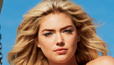"""Kate Upton responds to unhinged, pro-ana criticisms that she's """"fat"""" and """"lardy"""""""