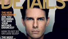Tom Cruise identifies with his Valkyrie character, ignores the haters