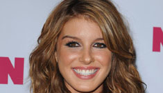Shenae Grimes says she's naturally thin; not partying as reported