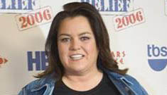 Rosie O'Donnell brings annoying to a whole new level