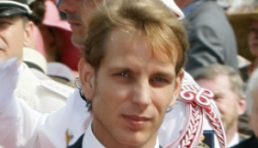 Is Andrea Casiraghi only marrying his fiancée because she's pregnant?